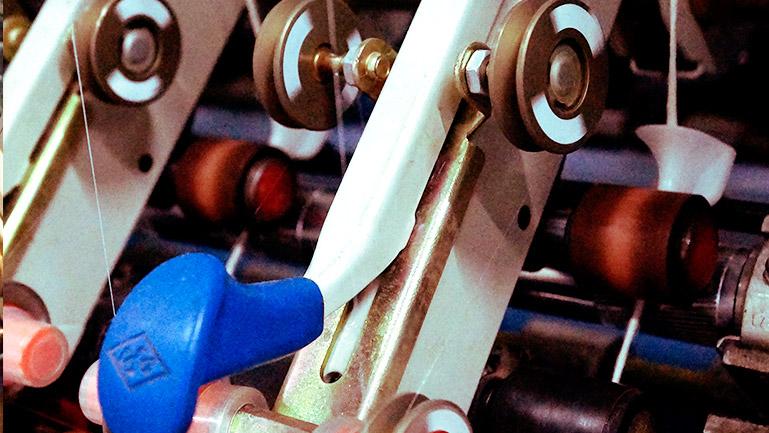 数控包芯纱双包芯纱ZP-40