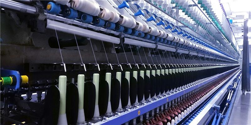 智能纺纱升级的迫切性!上海卓鹏来帮您