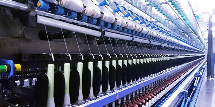 卓鹏细纱单锭检测系统助力提升纱厂智能化!