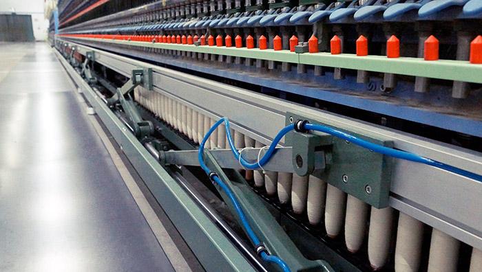 卓鹏分享智能花式细纱机有哪些功能?