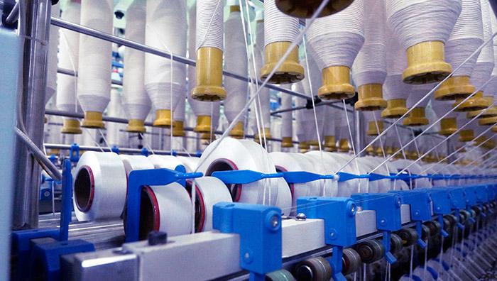竹节纱装置的区别段彩纱有什么特点?