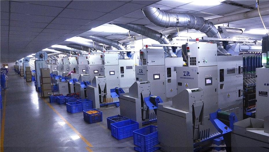 细纱机理管机F168-320/400型
