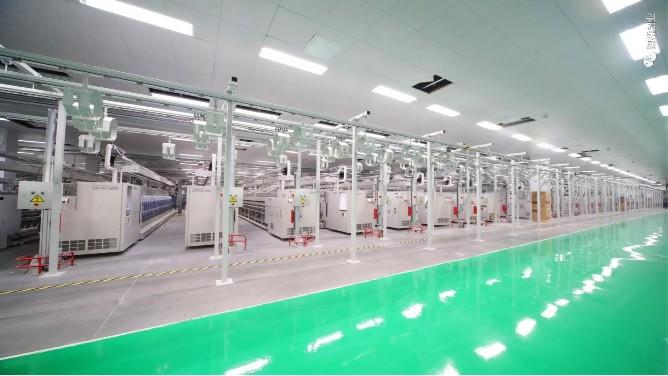 【行业关注】 用工降低90%!绿色智能纺织一体化工厂真的来了!