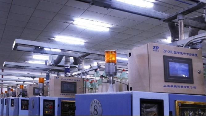 新型竹节纱改造哪家好?上海卓鹏竹节纱装置产品类型介绍