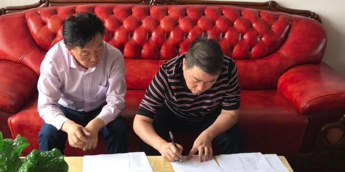 喜报! 卓鹏包芯纱装置改造再度签单,与百事通公司持续深入合作!