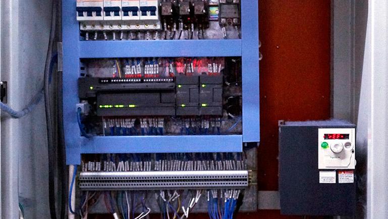 细纱机理管机F168-320/400