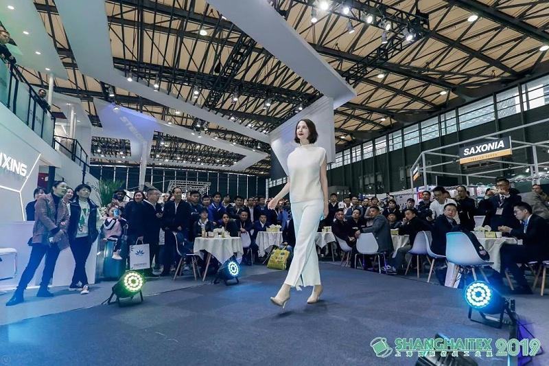 卓鹏带您回顾2019上海纺机展