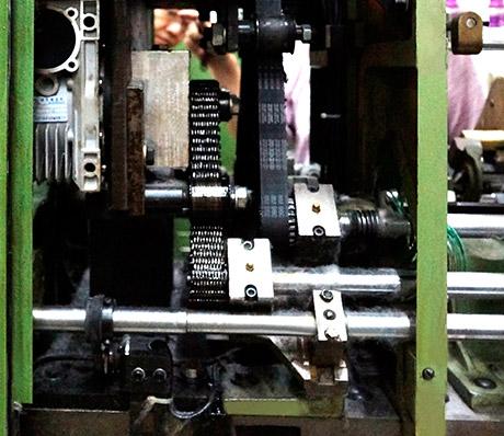 ZP-180细纱机全数控车头升级改造