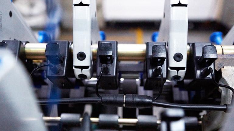 ZP-360细纱机单锭在线监测粗纱自停系统ZP-360