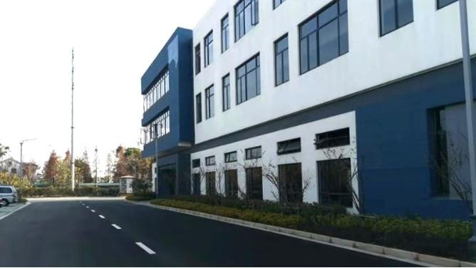 【公司动态】卓鹏公司张家港新厂房已投入使用,搬迁进度过半