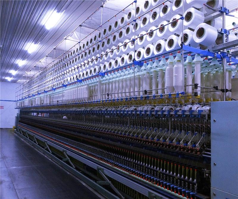 上海卓鹏花式纱设备